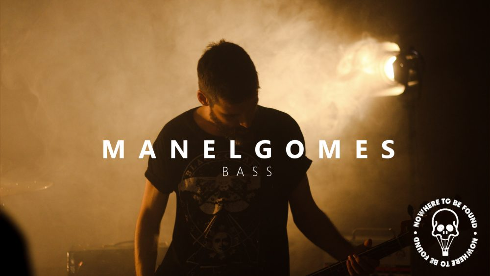 manel nowhere to be found bass
